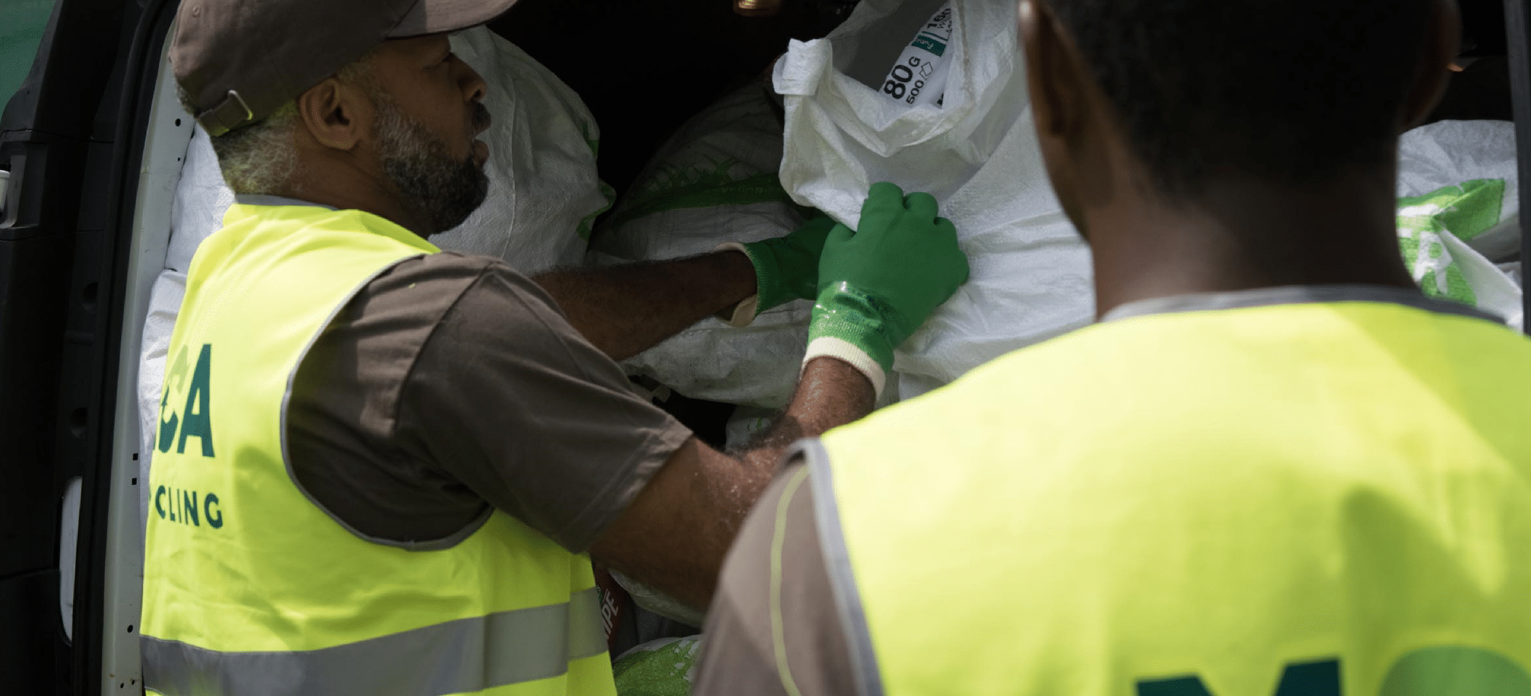 The frequency of waste collection is determined by the volume of waste generated and your needs.
