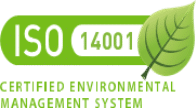 MCA Recycling has been ISO 14001-2015 certified for a number of years now.